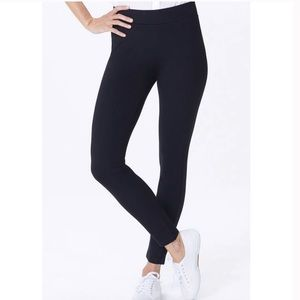 NYDJ Black Basic Leggings
